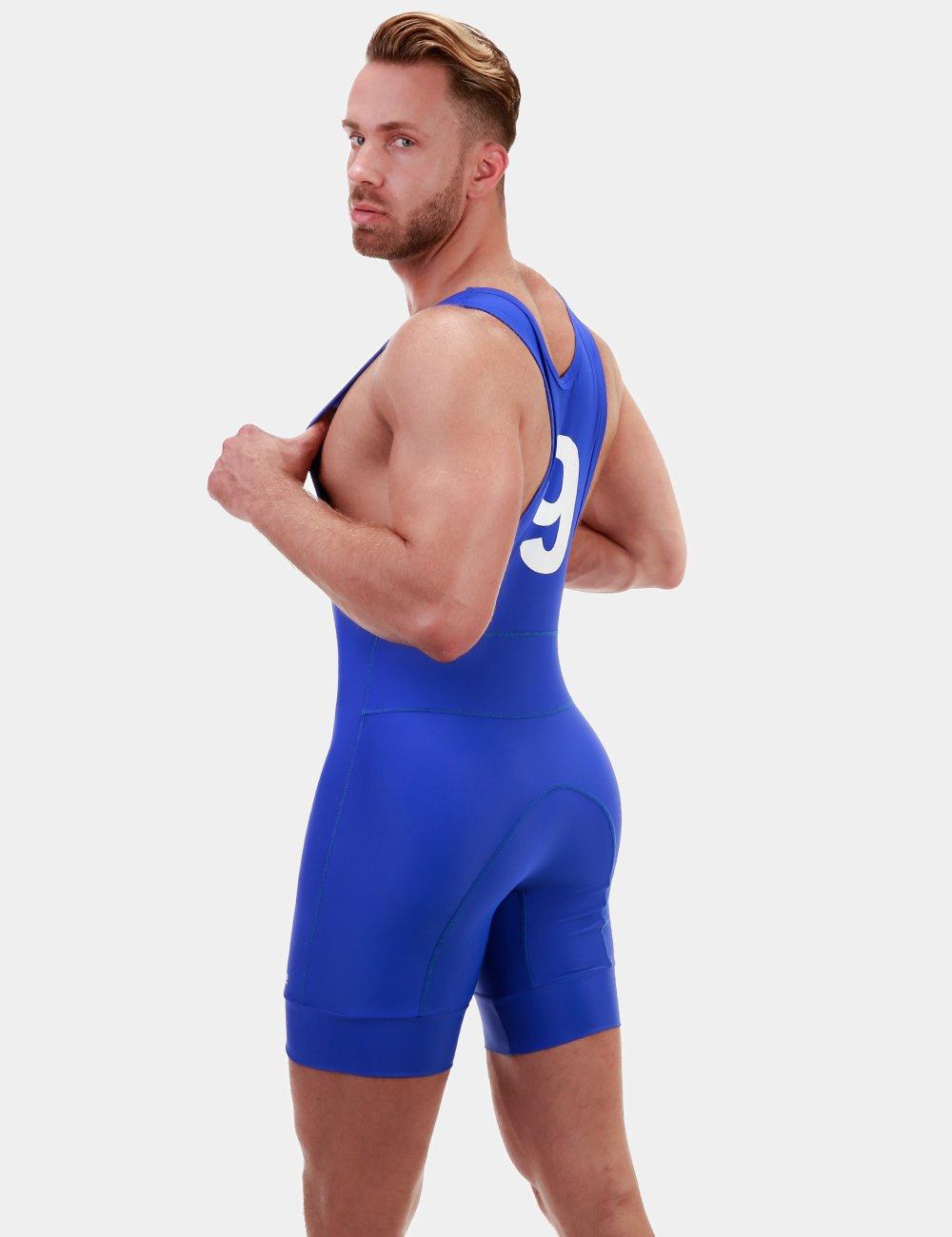 barcode Berlin Singlet Aleksandr blau