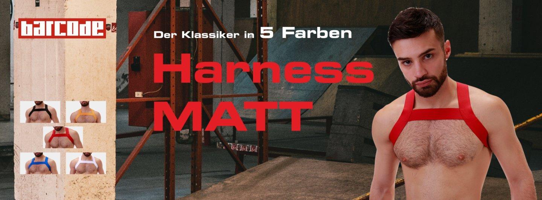 barcode Berlin Harness Matt