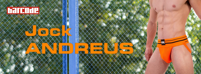 <b>barcode Berlin</b> Jock ANDREUS orange