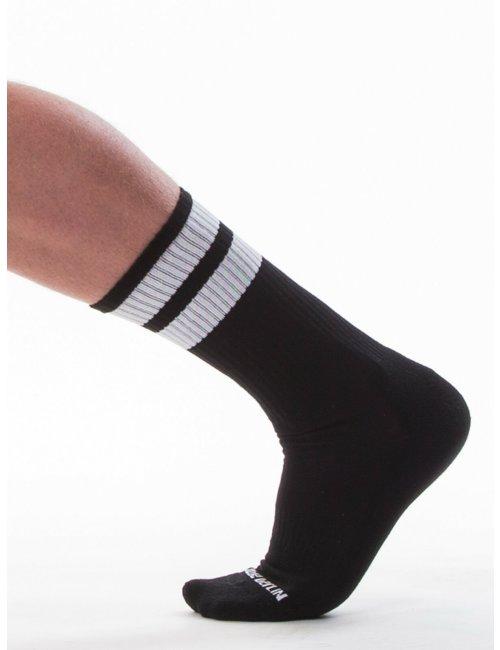barcode Berlin Gym Socks schwarz/weiß