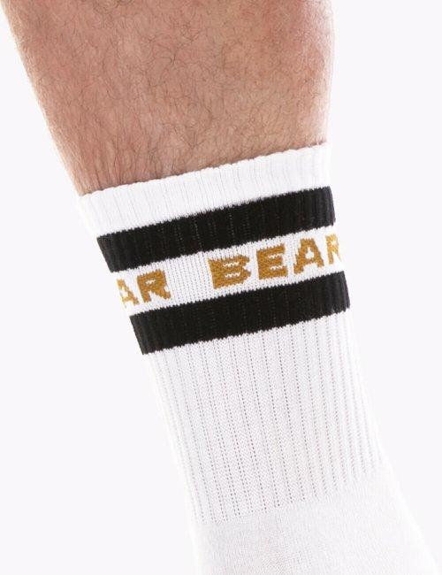 barcode Berlin Half Socks Bear