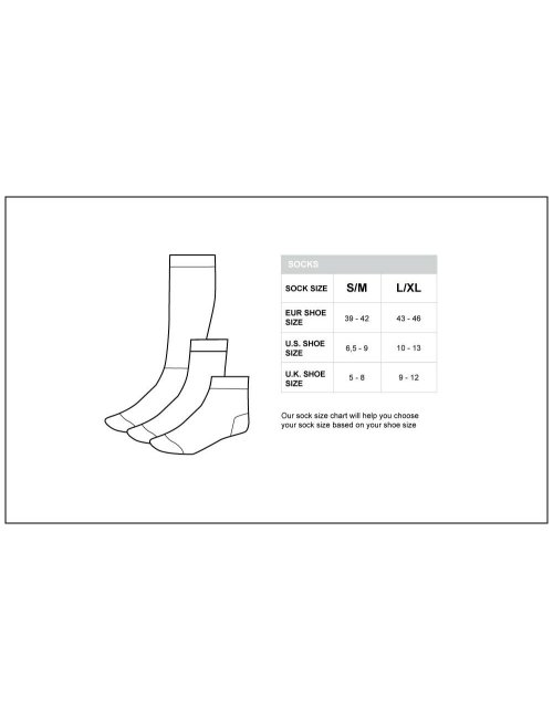 barcode Berlin Half Socks Power