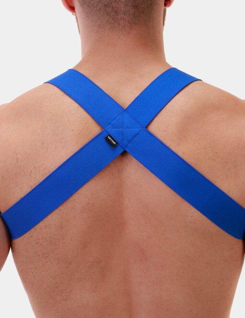 barcode Berlin Harness Matt blau