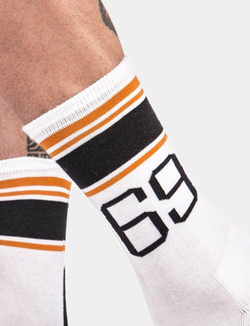 barcode Berlin Sport Socks 69 weiß